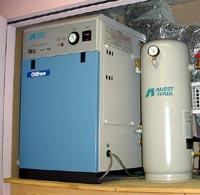 機械室専用の換気装置の画像